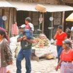 Marktszene in Marcala