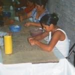 La Escogida: Sortierung von Hand