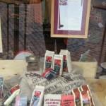 Schaufenster des Marburger Weltladens